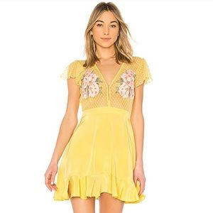Cleobella x Rocky Barnes Cooper Mini Dress